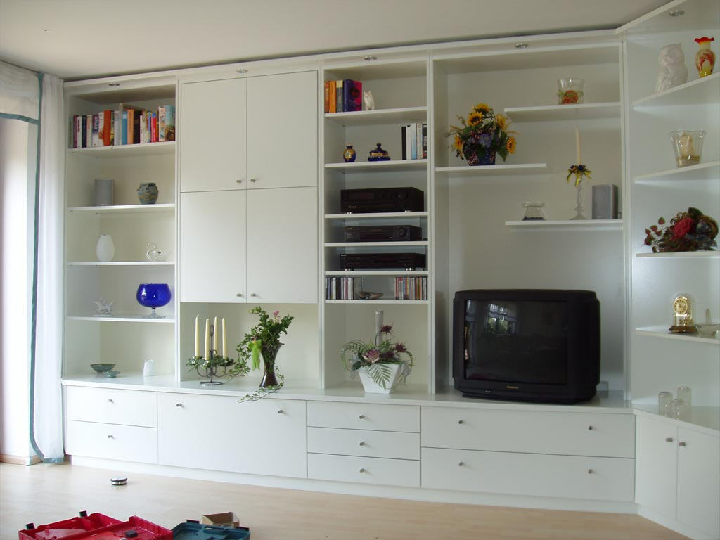 Möbelbau - Möbeltischlerei Kiel
